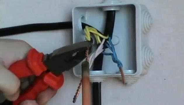 Сварка электропроводов своими руками 12