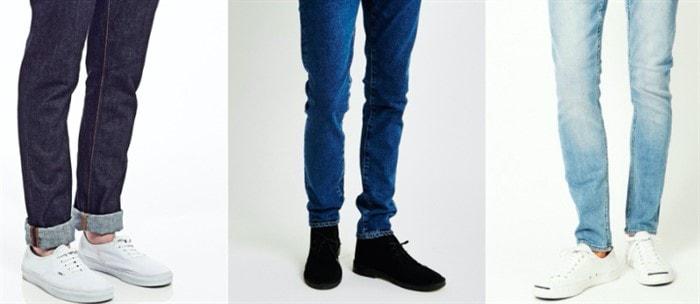 Якою має бути довжина джинс. Якої довжини має бути чоловічі джинси. dca6d11d6e2c3