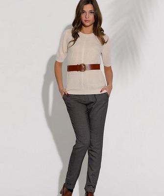 Жіноче взуття для звужених штанів. Класичні завужені жіночі штани і ... 2a72758077665