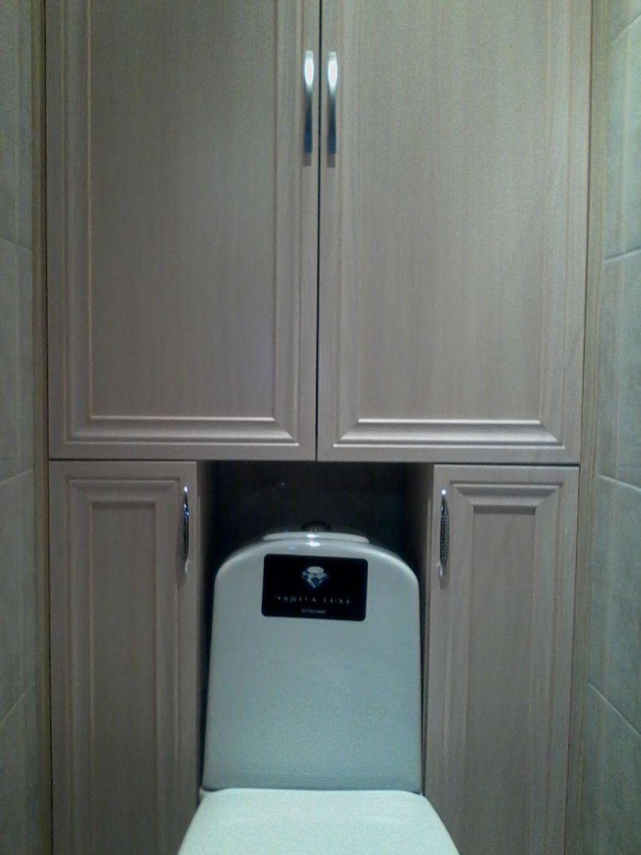Как сделать полочки в туалете фото 648