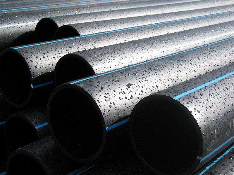 Трубы напорные из полиэтилена высокого давления среднего типа наружным диаметром 25 мм