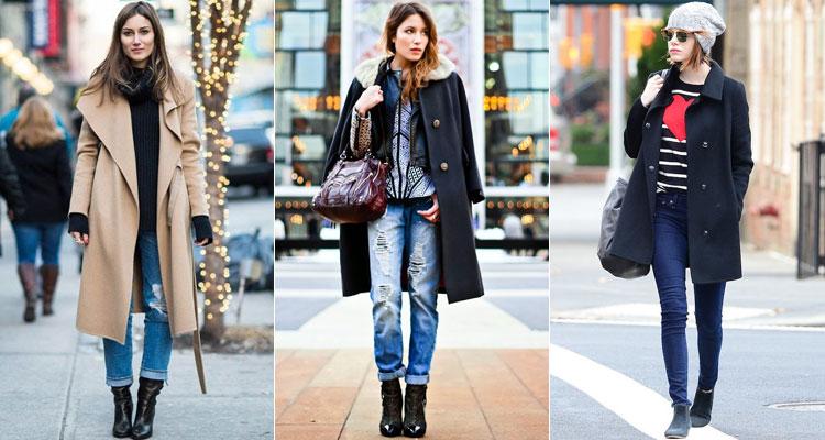 bcacb5a86646 Ako nosiť krátke džínsy s čiernymi topánkami. Skrátené džínsy ...