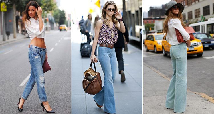 Як носити вкорочені джинси з чорними черевиками. Укорочені джинси ... 612ed6645a1e3