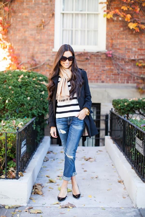 Як і з чим носити укорочені джинси. Укорочені джинси - тренд нашого ... 114bda3bea134