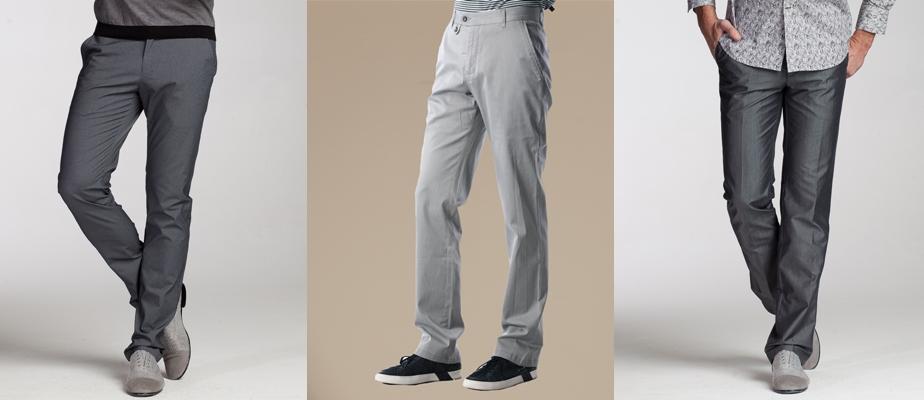 Вони підходять чоловікам різного віку. Головний плюс цього виду штанів - їх  універсальність. 91c750d622cbc