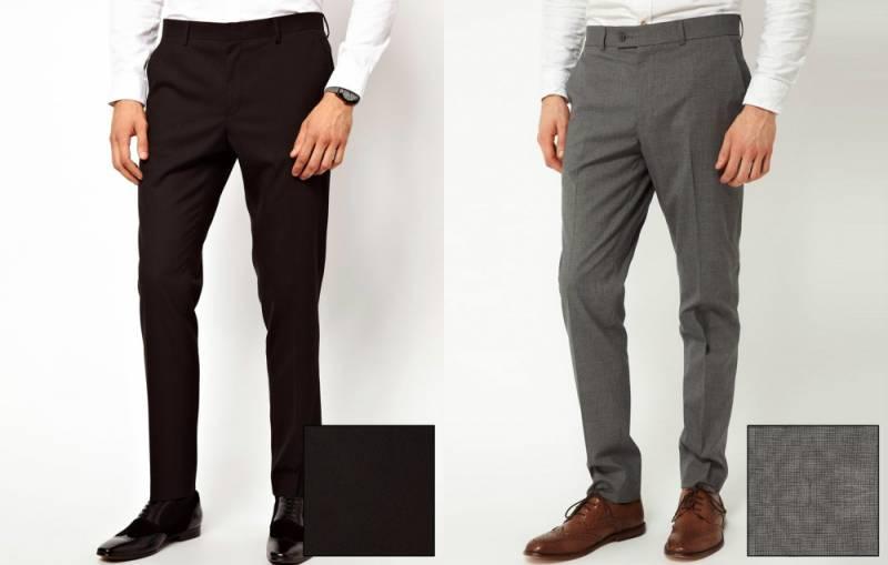 Как из классических брюк сделать стильные