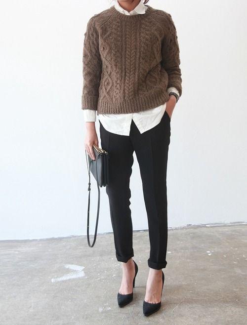 Як називаються короткі широкі штани. Укорочені брюки - універсальний ... 5e9bfcf23fa98