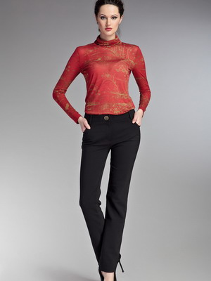 Жіноче взуття для звужених штанів. Класичні завужені жіночі штани і ... fe8b192907a19