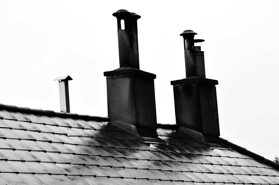 Как убрать дым из дымохода состыковать дымоходы разного диаметра